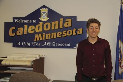 Carson Coffield joins city as assistant city administrator