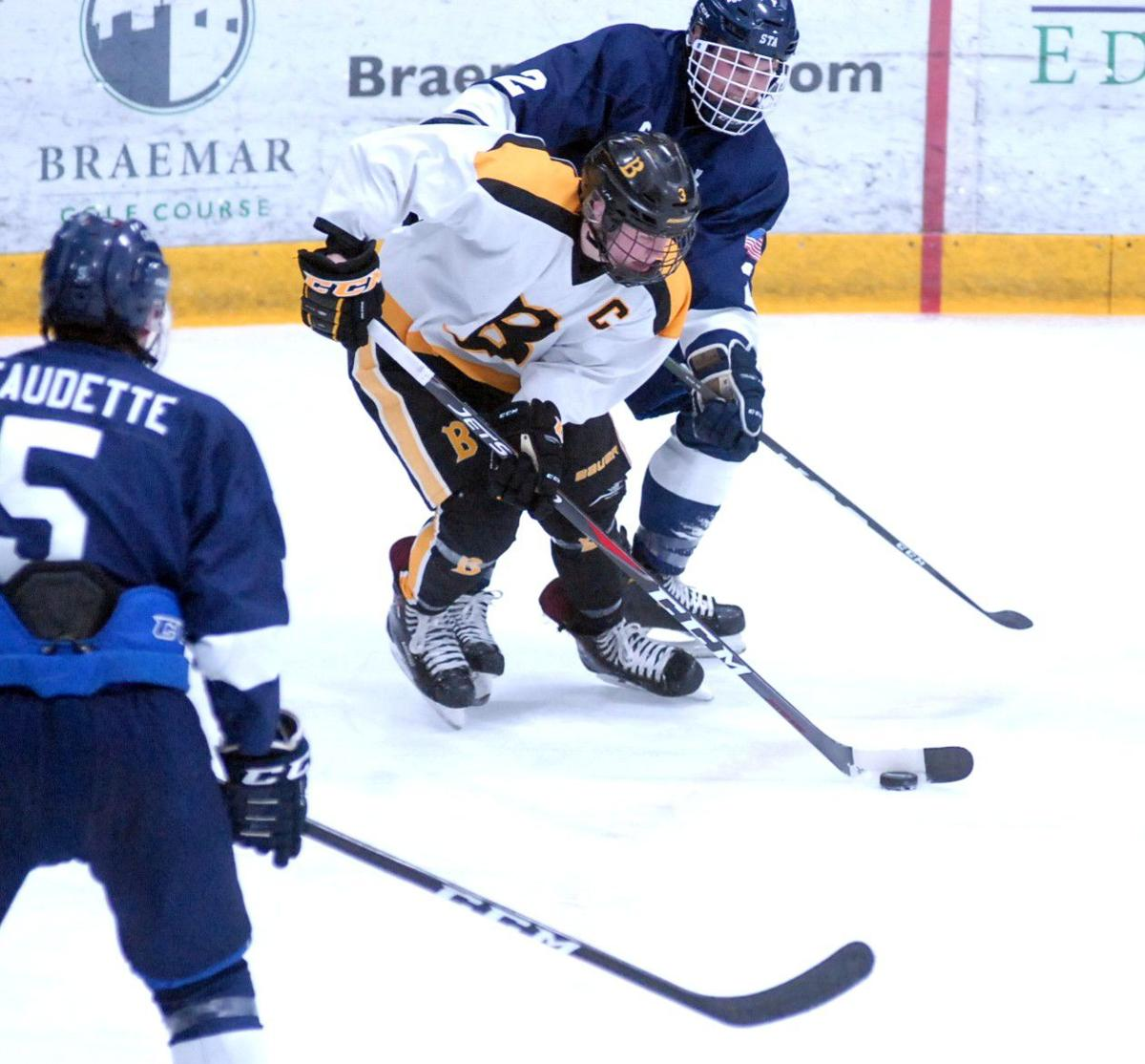 Section hockey: Cougars' comeback clinches state tournament berth