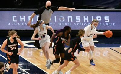 First draft: Marshall advances past Stars with 75-58 win in state semis