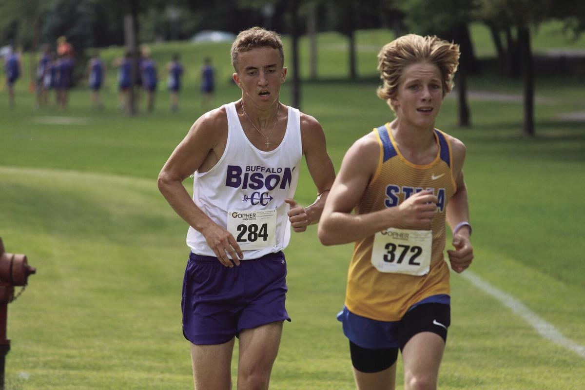 Knight runners compete in first 5K