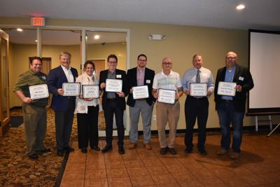 Chamber doles out recognition at annual meeting
