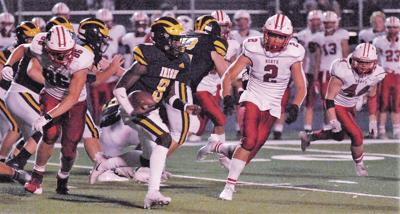 Rosemount 3-0 after shutting out North
