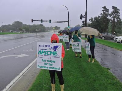 CentraCare picket