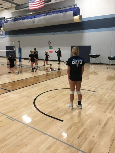 Zimmerman volleyball