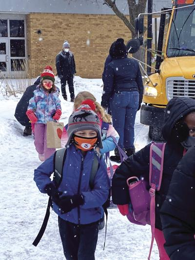 Robbinsdale back to school