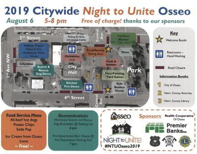 Osseo approves 2nd Citywide Night to Unite event