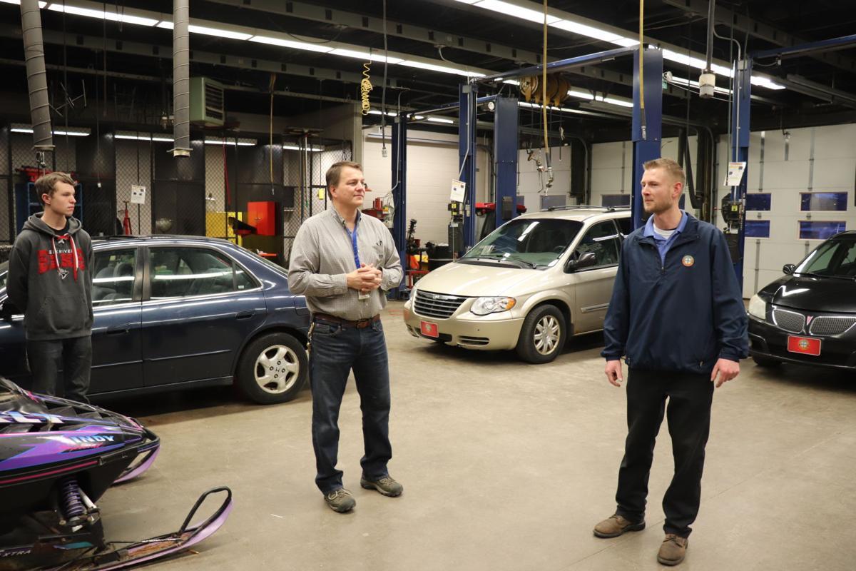 Cornerstone Auto Elk River >> Auto Shop Sparkles With New Opportunities Elk River Star