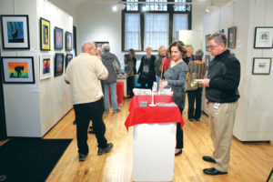 'The Art of Possibility' at Robbins Gallery features artists picked from Courage Kenny's annual exhibit