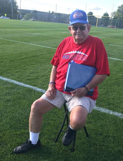 Coach Con Natvig: A legend to many