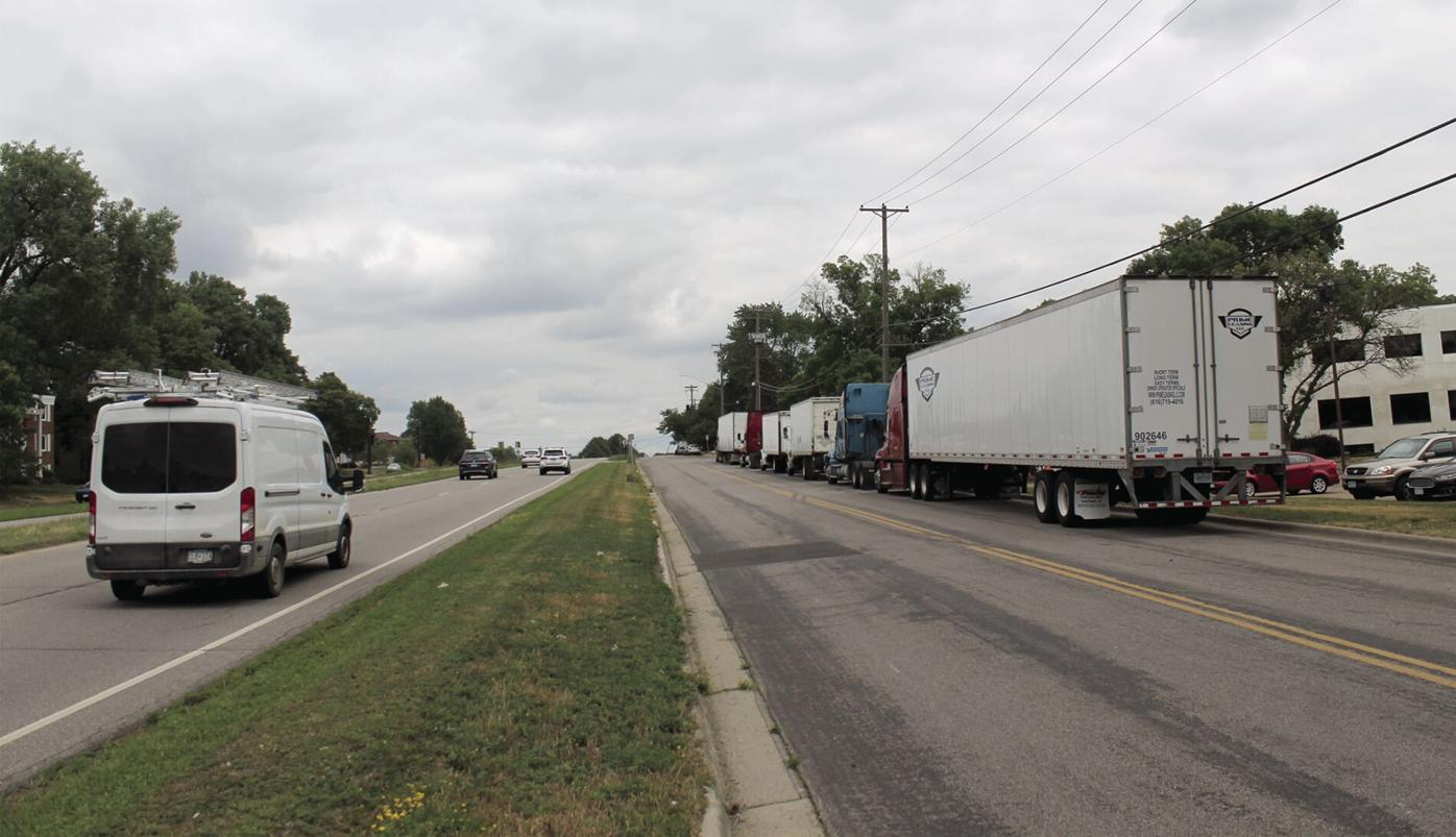 St. Louis Park considers banning semi parking in some commercial areas - 4
