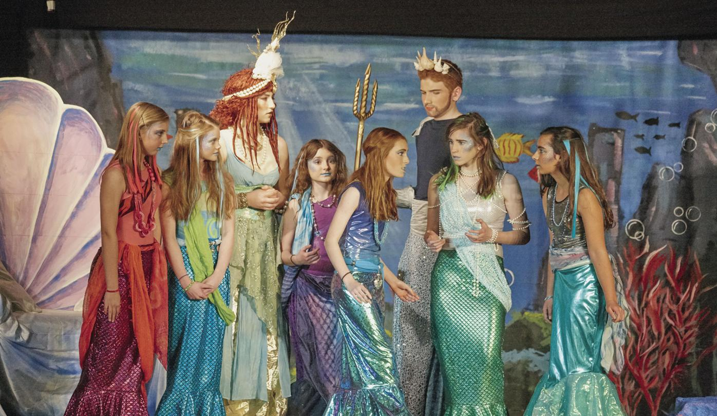 'The Little Mermaid' makes a splash at Holy Family Academy in St. Louis Park - 5