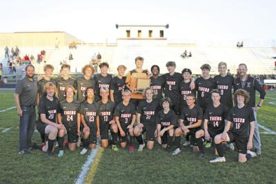Princeton Soccer 2021 Conference Champs