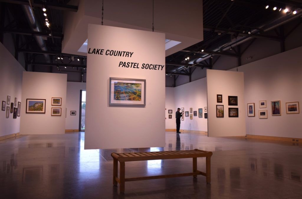 More than 100 pastel paintings on display at Minnetonka Center for the Arts
