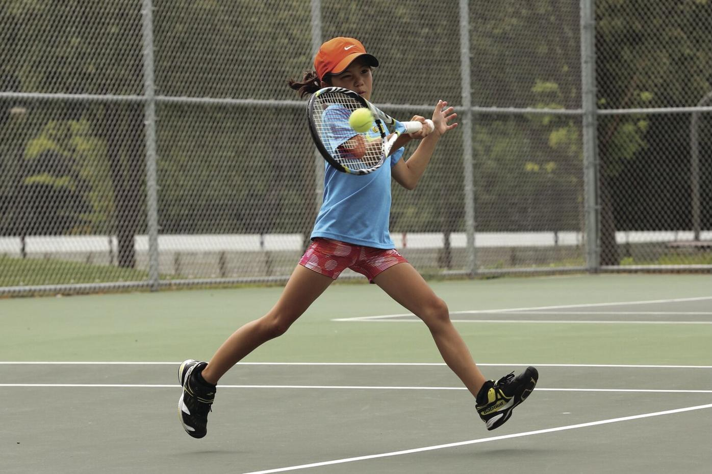 Serving success on the court: Maple Grove senior reflects on stellar tennis career