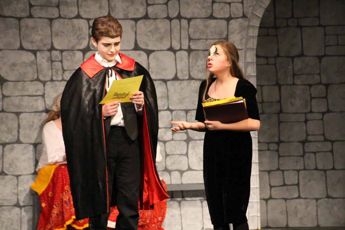 Apple Valley's Valley Middle School presents 'Transyl-Mania