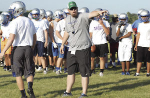 With coaching situation stabilized, Eagan football moves