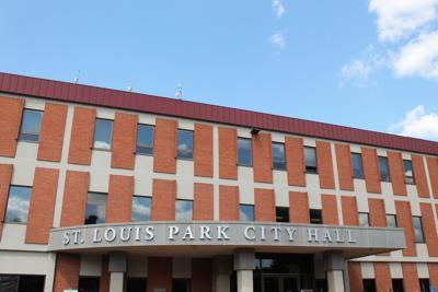 St. Louis Park City Hall entrance