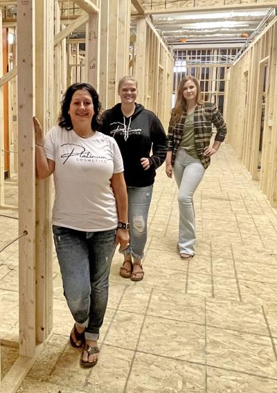 Platinum Cosmetics expands med spa in Little Falls