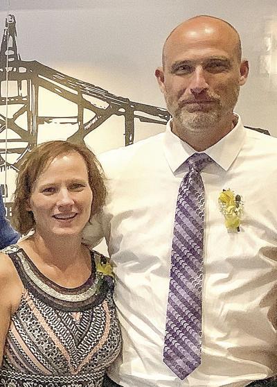 Susan and Brad King