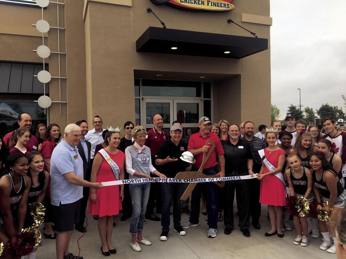 Raising Cane's now open in Maple Grove