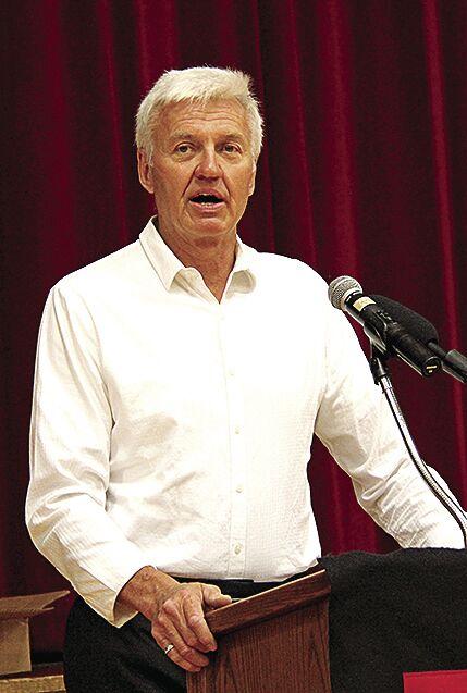 Dr. Eric Trehus