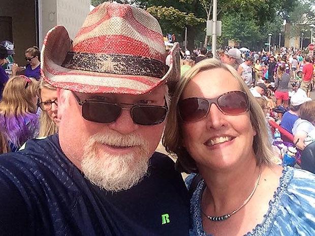 Rick and Gail Wagner