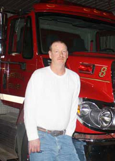 Paynesville Fire Chief Proud To Serve With Fellow Firefighters