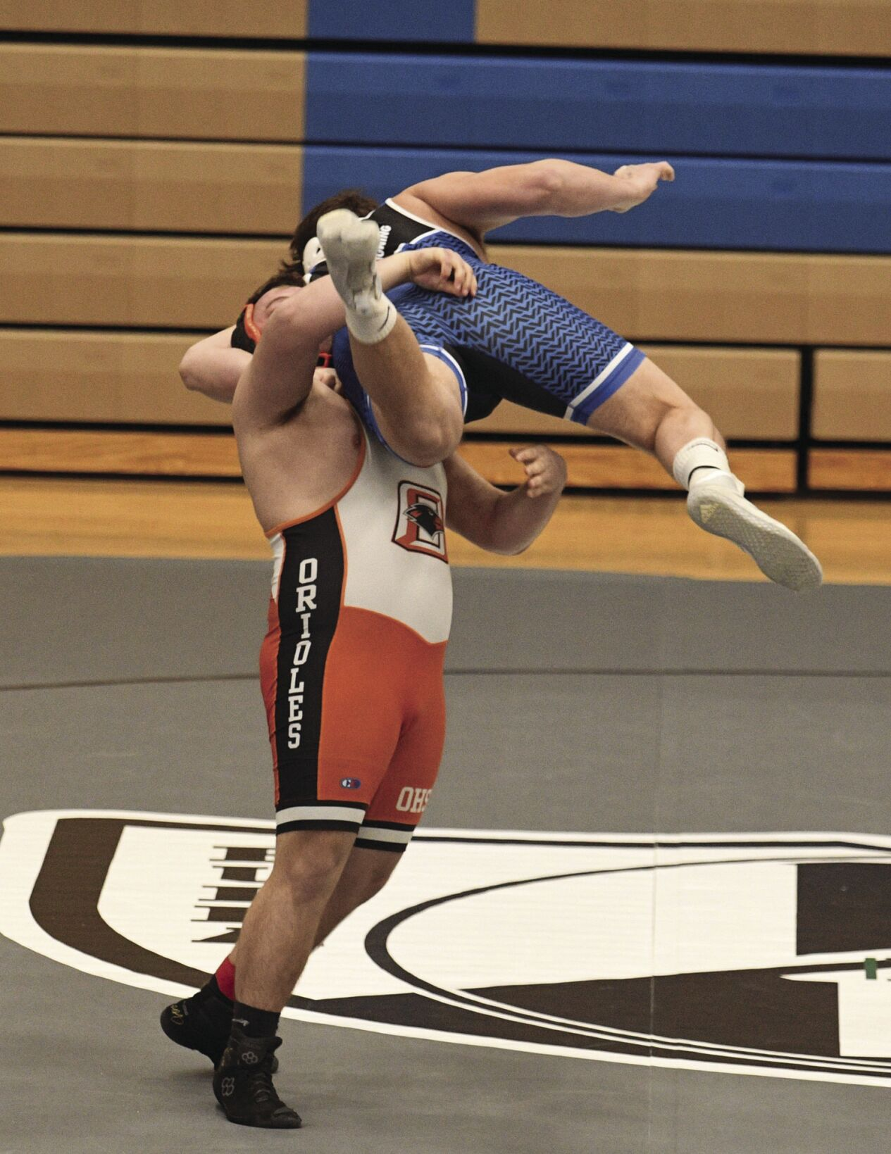Osseo's Meissner claims state wrestling title