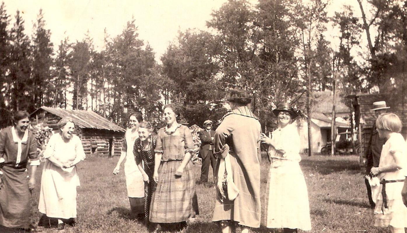 The Russells: Life on the prairie in the 1800s