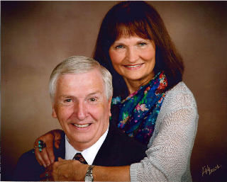 Harry and Carol Baker 50th Wedding Anniversary