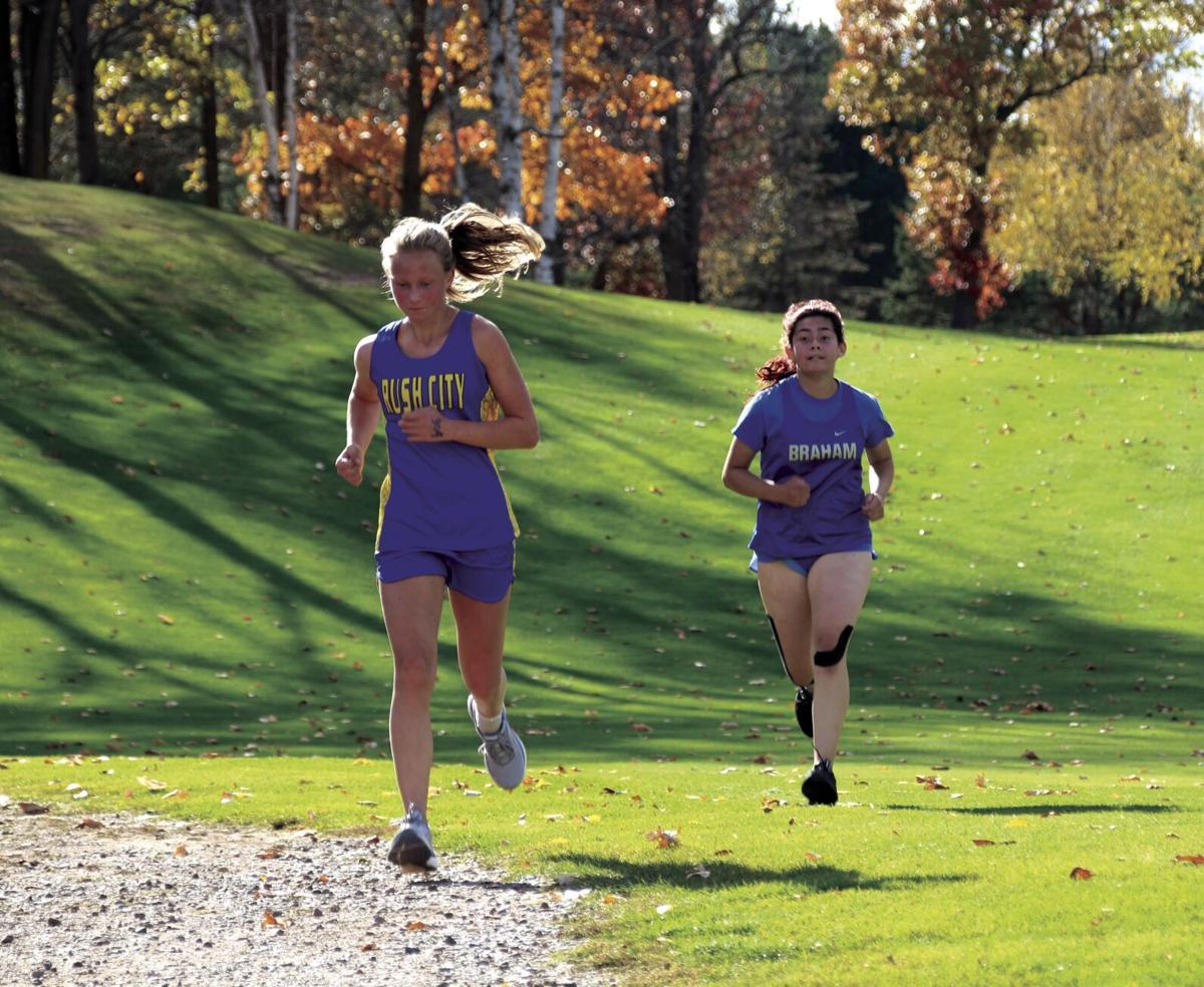 Rush City & Braham Girls Running.jpg