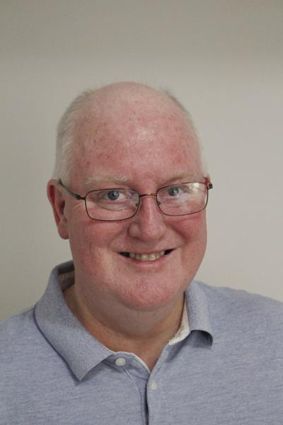 John Wagner headshot