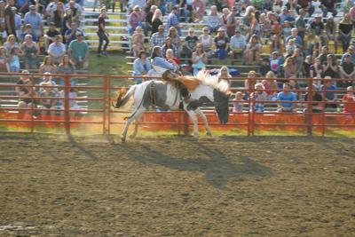 isanti rodeo
