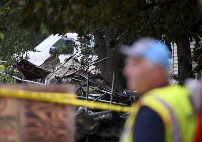 Small Plane Crash Minnesota