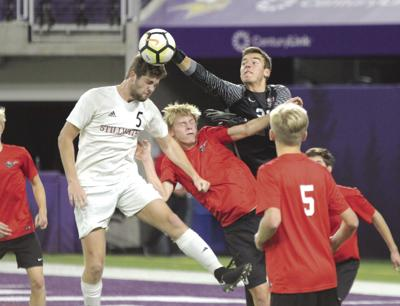 boys soccer huber garners mvp award for state champs sports