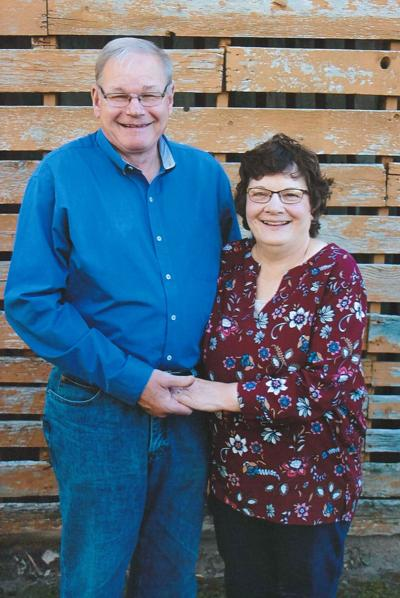 Gordy and Theresa