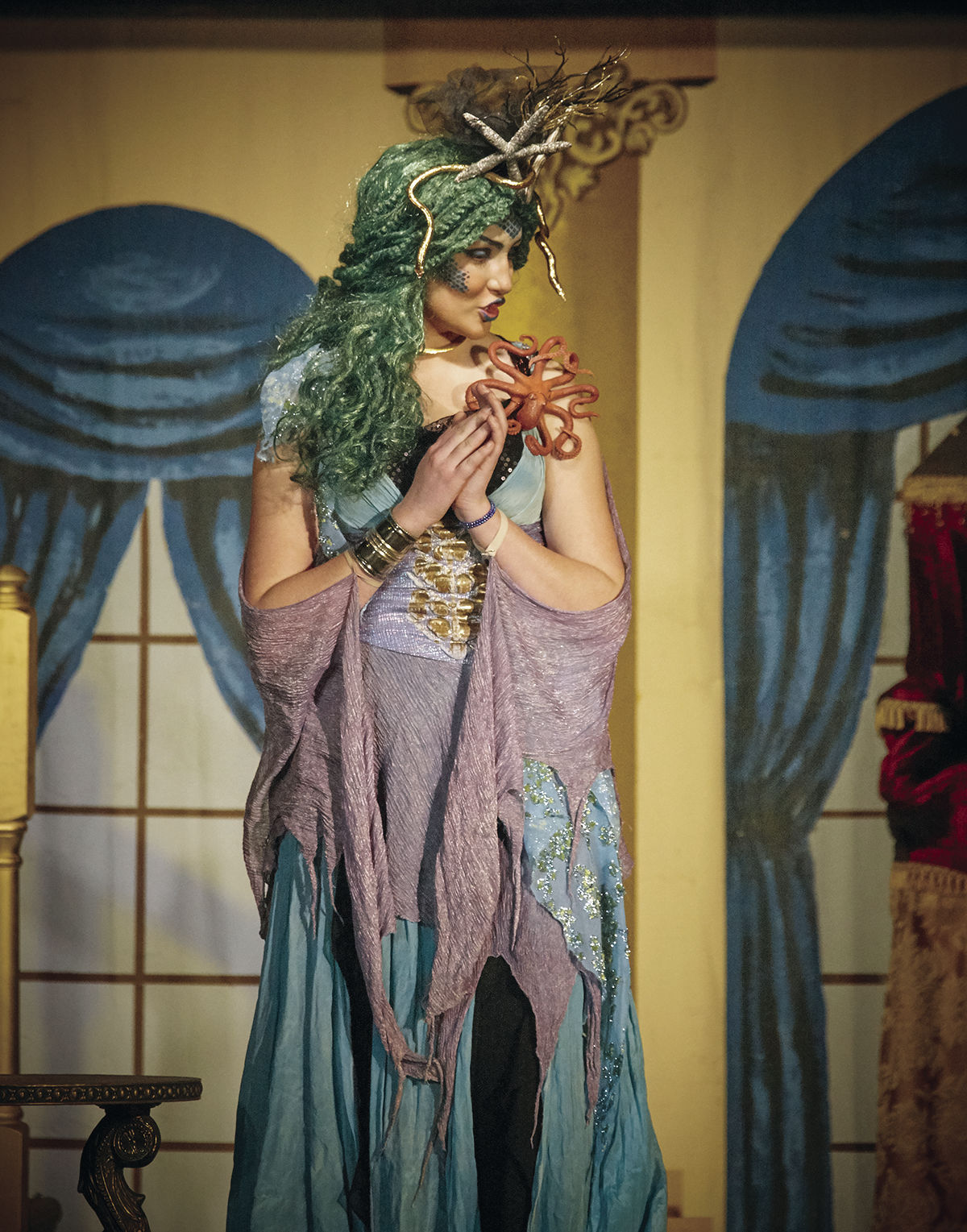 'The Little Mermaid' makes a splash at Holy Family Academy in St. Louis Park - 8