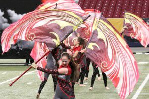 Exciting season in store for marching band