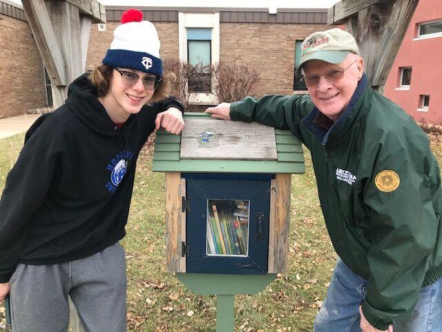 Hopkins community involvement 2