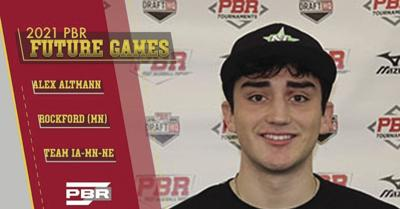 Altmann selected as one of top junior baseball players in three-state region