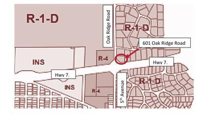 Knollwood map
