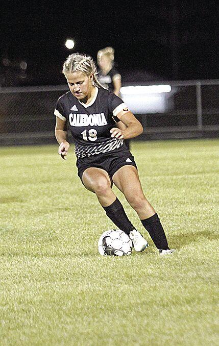 Girls soccer-Gabby Roble