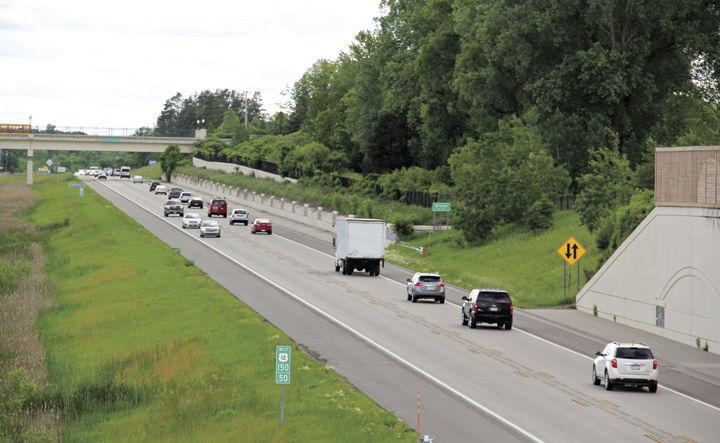 median road