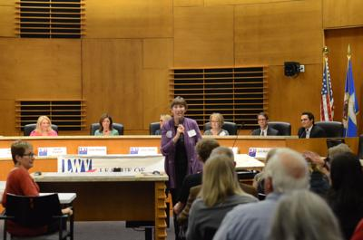 Colleen Feige - 2019 candidate forum
