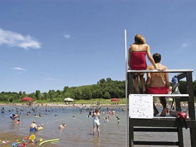 Three Rivers Parks swim ponds, beaches open Memorial Day weekend