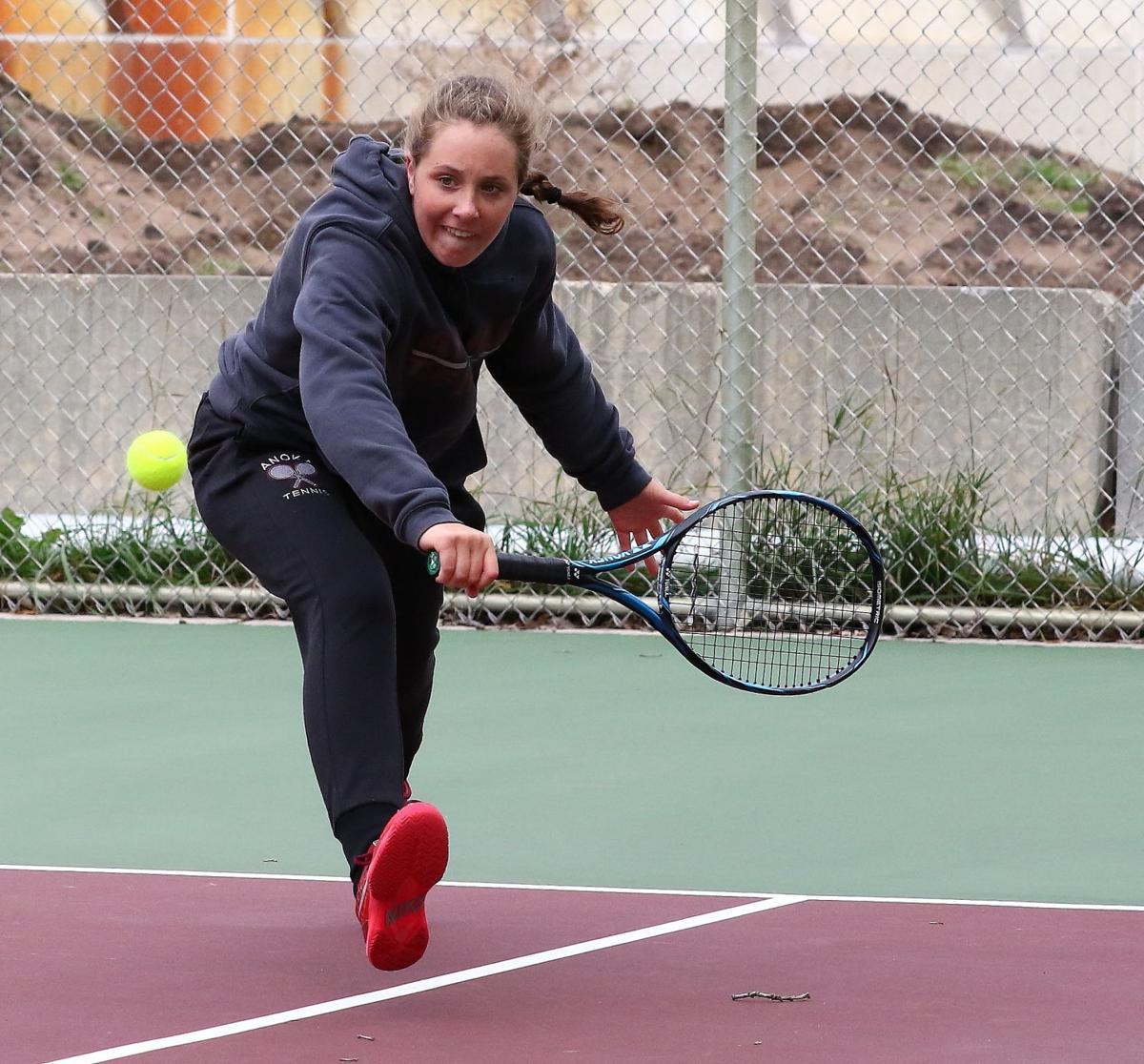 SP Anoka tennis Maya Nibbe (Flanary).JPG