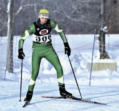 Edina skier