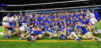 Wayzata Prep Bowl champs