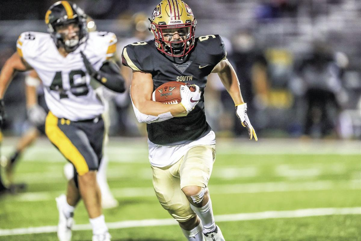 Week 1 football: More of the same from South rushers