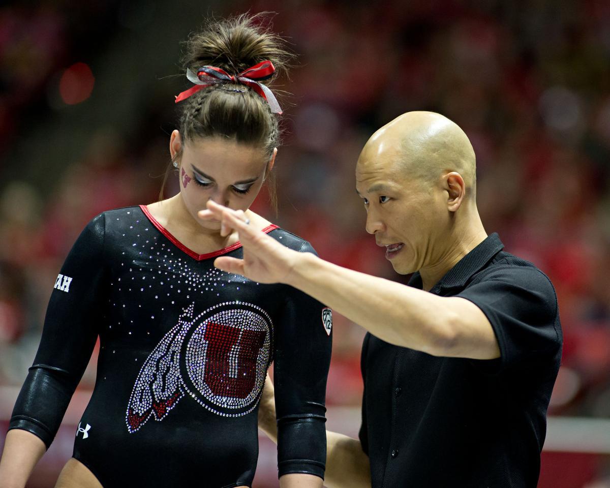 NCAA Gymnastics:  Utah vs Stanford